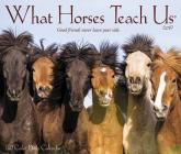 What Horses Teach Us 2019 Box Calendar Cover Image
