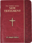 New Testament-OE-St. Joseph: New Catholic Version Cover Image