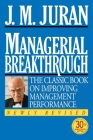Managerial Breakthrough Cover Image