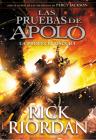 La profecía oscura / The Dark Prophecy (Las pruebas de Apolo #2) Cover Image