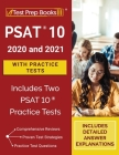 PSAT 10 Prep 2020 and 2021 with Practice Tests [Includes Two PSAT 10 Practice Tests] Cover Image