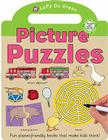 Let's Go Green Picture Puzzles Cover Image