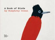 A Book of Birds: By Humphrey Ocean. Cover Image