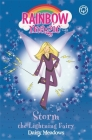 Rainbow Magic: Storm The Lightning Fairy: The Weather Fairies Book 6 Cover Image