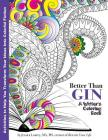 Better Than Gin: A Coloring Book for Writers Cover Image