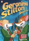 Geronimo Stilton Reporter #2: It's MY Scoop! (Geronimo Stilton Reporter Graphic Novels #2) Cover Image
