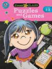 Puzzles and Games, Grades 1 - 2 (Front of the Class) Cover Image