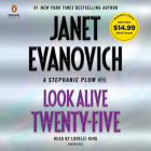 Look Alive Twenty-Five: A Stephanie Plum Novel Cover Image