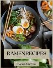 Ramen Recipes: Easy recipes to prepare at home Cover Image