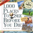 1,000 Places to See Before You Die 2015 Page-A-Day Calendar Cover Image