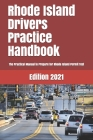 Rhode Island Drivers Practice Handbook: The Manual to prepare for Rhode Island Permit Test - More than 300 Questions and Answers Cover Image