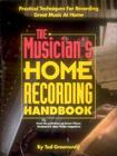 The Musician's Home Recording Handbook Cover Image