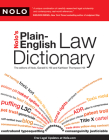 Nolo's Plain-English Law Dictionary Cover Image