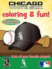 White Sox Coloring and Fun Cover Image