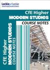 Course Notes – CfE Higher Modern Studies Course Notes Cover Image