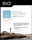 (isc)2 Ccsp Certified Cloud Security Professional Official Study Guide Cover Image