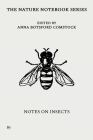 Notes on Insects Cover Image