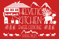 Helvetic Kitchen: Swiss Cooking Cover Image
