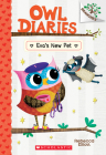 Eva's New Pet: A Branches Book (Owl Diaries #15) Cover Image