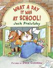 What a Day It Was at School! Cover Image