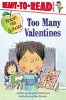 Too Many Valentines (Robin Hill School) Cover Image