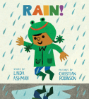 Rain! (Board Book) Cover Image