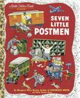 Seven Little Postmen (Little Golden Book) Cover Image