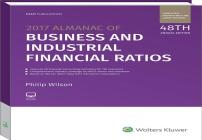 Almanac of Business & Industrial Financial Ratios (Almanac of Business & Industrial Financial Ratios (W/CD)) Cover Image