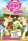 Granny & the Flim Flam Brothers (My Little Pony: Friends Forever) Cover Image