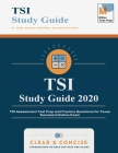 TSI Study Guide 2020: TSI Assessment Test Prep and Practice Questions for Texas Success Initiative Exam Cover Image