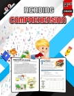 Reading Comprehension for 2nd Grade - Color Edition: Games and Activities to Support Grade 2 Skills, 2nd Grade Reading Comprehension Workbook - Color Cover Image