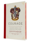 Harry Potter: Courage: A Guided Journal for Embracing Your Inner Gryffindor Cover Image