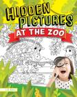 Hidden Picture Puzzles at the Zoo: 50 Seek-And-Find Puzzles to Solve and Color Cover Image