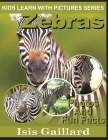 Zebras: Photos and Fun Facts for Kids Cover Image