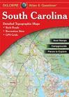 South Carolina Atlas & Gazetteer Cover Image