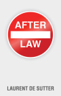 After Law Cover Image