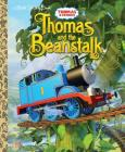 Thomas and the Beanstalk (Thomas & Friends) (Little Golden Book) Cover Image
