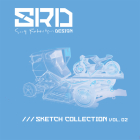 Srd Sketch Collection Vol. 02 Cover Image