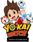 Yo-Kai Watch Creative Colouring Book: DS, Creative, Kids, Children, Manga, Anime, colouring, Thanksgiving, Activity, Book, Nintendo Ds, Game, Games, F Cover Image