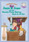 Junie B. Jones and Some Sneaky Peeky Spying Book & CD Set Cover Image