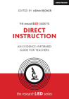 The Researched Guide to Direct Instruction: An Evidence-Informed Guide for Teachers Cover Image
