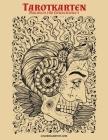 Tarotkarten-Malbuch für Erwachsene 3 Cover Image