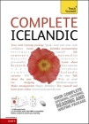 Complete Icelandic Beginner to Intermediate Course: (Book and audio support) Learn to read, write, speak and understand a new language Cover Image