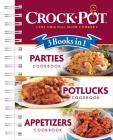Crock-Pot Parties, Potlucks, Appetizers (3 Books in 1) - Mini Version Cover Image