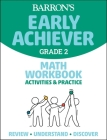 Barron's Early Achiever Grade 2 Math Workbook Cover Image