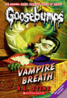 Vampire Breath (Classic Goosebumps #21) Cover Image