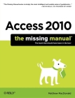 Access 2010: The Missing Manual Cover Image