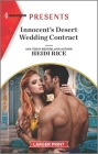 Innocent's Desert Wedding Contract Cover Image