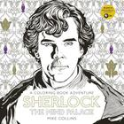 Sherlock: The Mind Palace: A Coloring Book Adventure Cover Image