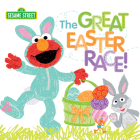 The Great Easter Race! (Sesame Street Scribbles) Cover Image